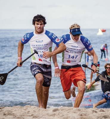 International Surfing Association / BEN REED photo