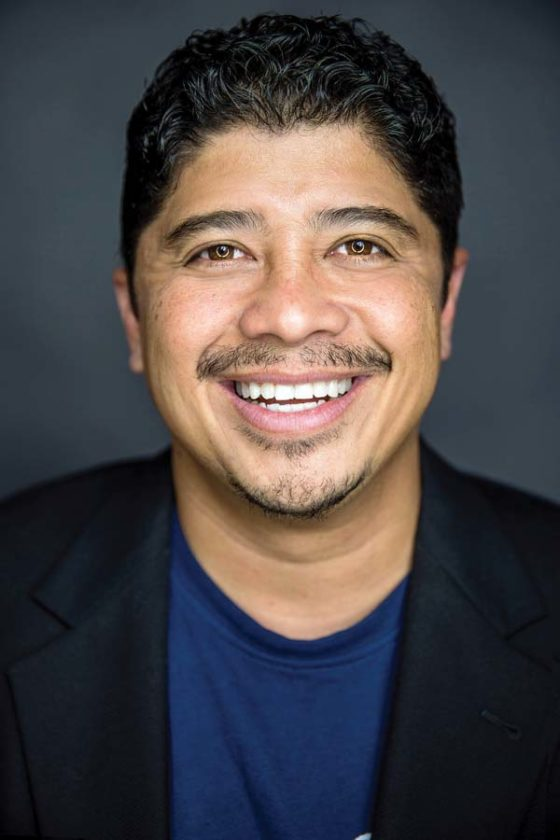 "Augie T brings his ""Laugh Da Island Way"" comedy tour to the Historic Iao Theater in Wailuku this week. Photo courtesy the artist"