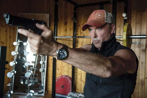 "Michael Keaton stars in ""American Assassin""; Lionsgate via AP photo"