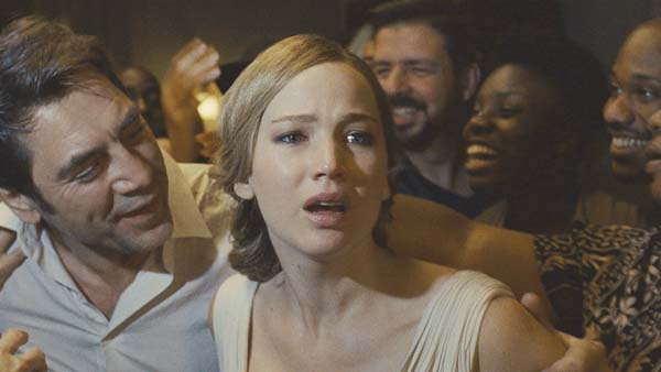 "Jennifer Lawrence stars in ""Mother!""; Paramount Pictures via AP photo"