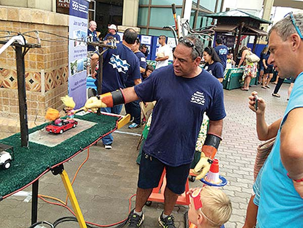 Maui Electric Energy Fair Saturday at Queen Kaahumanu Center. Maui Electric photo