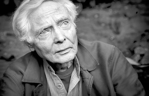 W.S. Merwin, U.S. Poet Laureate, environmentalist and 40-year Maui resident, turns 90. -- LISA KRISTINE photo