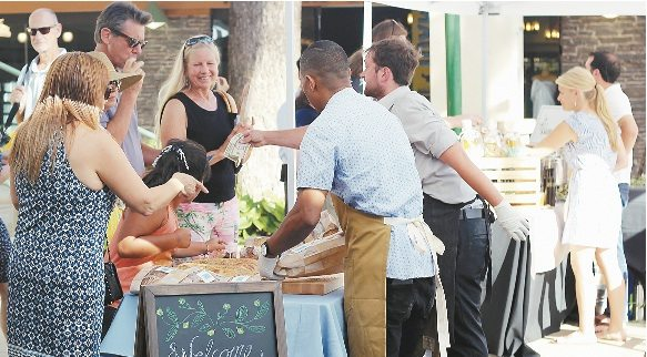 Market at The Shops Wednesday • By DARLENE SHENIER photo