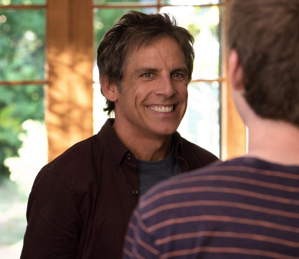 """Ben Stiller stars as a father who takes his son on a college tour in """"Brad's Status."""" •Amazon Studios via AP photo"""