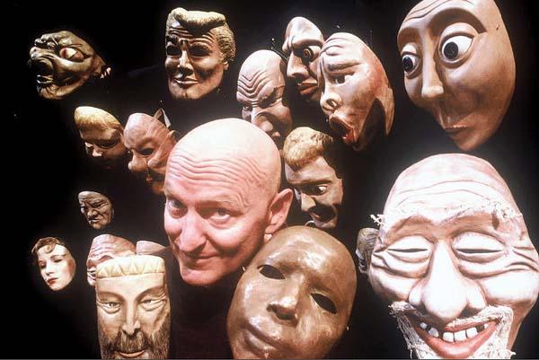 Faustwork Mask Theatre -- Photo courtesy the MACC