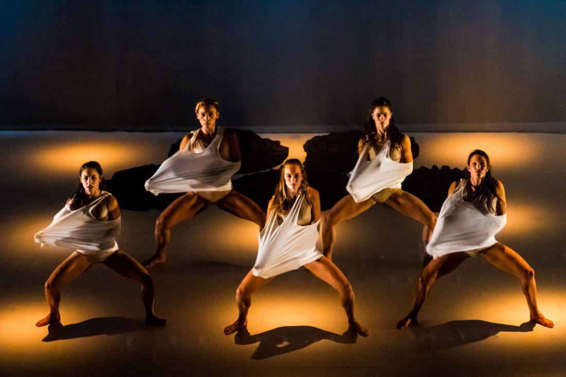 Okareka Dance Company from New Zealand. • Photos courtesy MACC