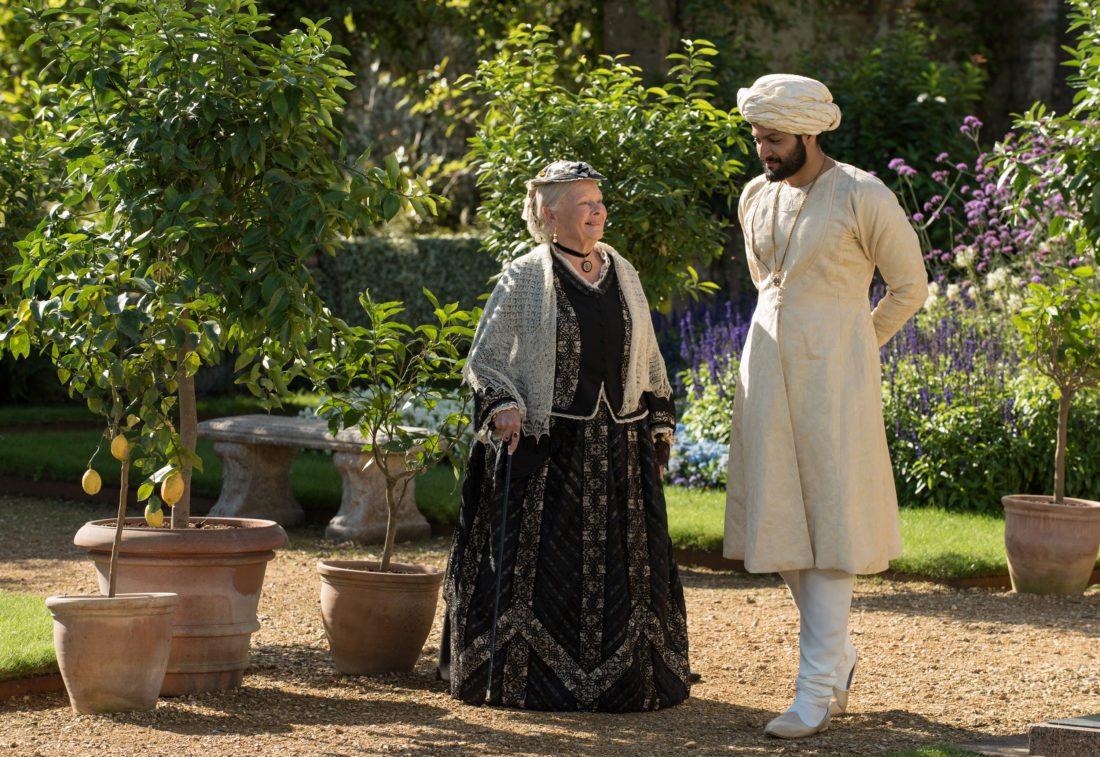 "Judi Dench and Ali Fazal star in ""Victoria and Abdul"". • Focus Features via AP photo"
