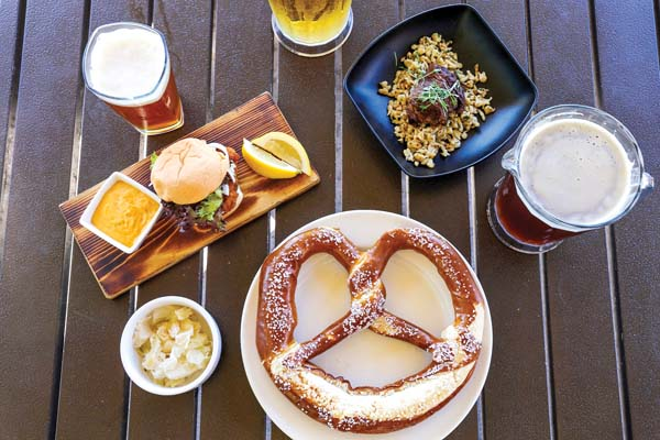 Pailolo Bar & Grill at Westin Ka'anapali Ocean Resort Villas will brew its inaugural  Oktoberfest on Saturday with German fare, local craft beer and Pau Maui Vodka drinks on the Ocean Lawn. • Westin KOR photo