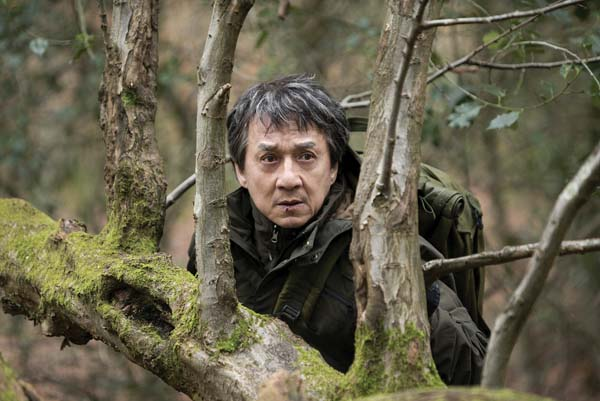 "Jackie Chan stars in his latest movie, ""The Foreigner"" • XSTX Entertainment via AP photo"