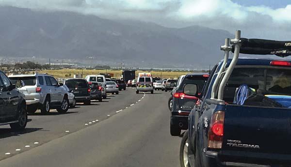 The Maui News / MELISSA TANJI photo