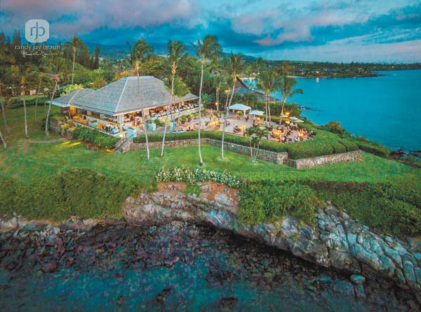 Merriman's Kapalua is among the Top 10 U.S. Fine-Dining Restaurants on TripAdvisor and it's been named an Ocean-Friendly Restaurant by Surfrider Foundation. RANDY JAY BRAUN photo