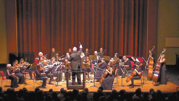 Maui Chamber Orchestra; photo courtesy MCO.