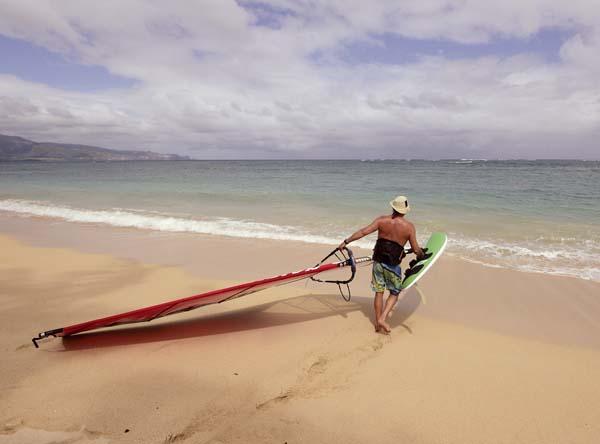 mt kanaha windsurf 10-18-17