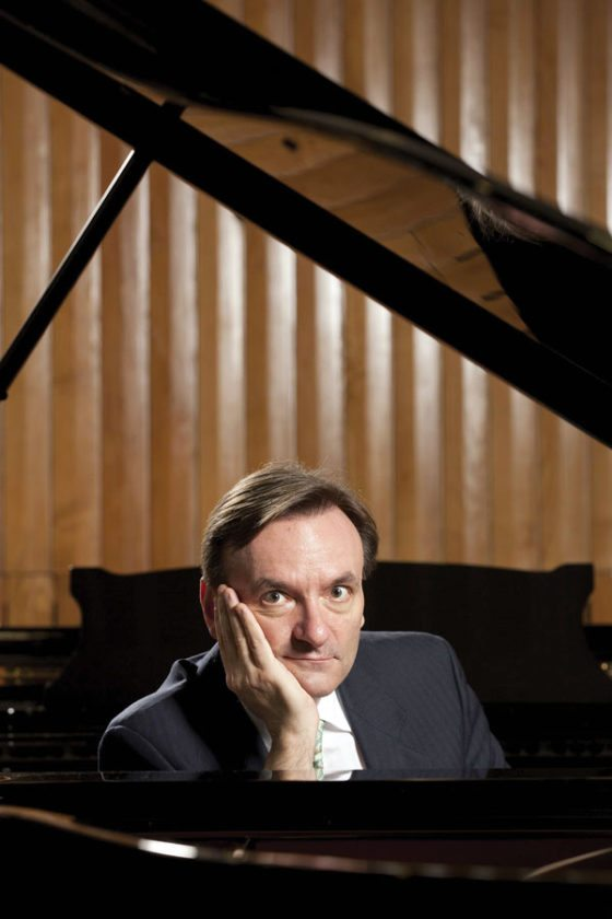 Concert pianist Stephen Hough graces Maui with a concert at the MACC on Sunday afternoon. Photo courtesy of Maui Arts & Cultural Center