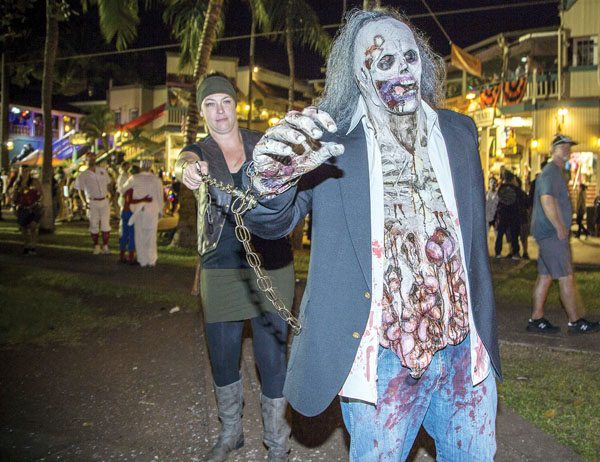Halloween in Lahaina • Tuesday; Terrie Eliker photo.