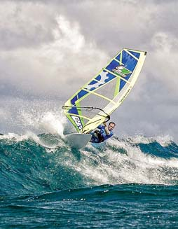 International Windsurfing Tour / SI CROWTHER photo