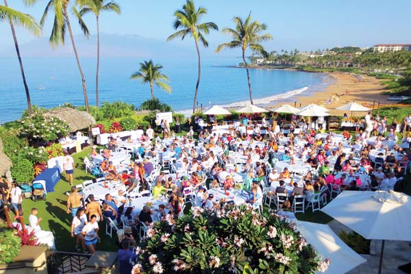 The run/walk is followed by a continental breakfast on the Ocean Front Lawn.
