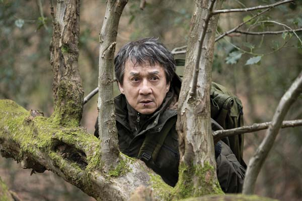 "Jackie Chan stars in ""The Foreigner."" STX Entertainment photo via AP"