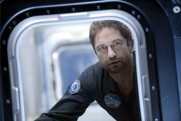 "Gerard Butler stars in ""Geostorm."" Warner Bros. Entertainment photo via AP"