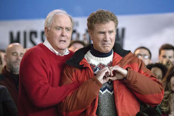 """John Lithgow and Will Ferrell star in """"Daddy's Home 2."""" Paramount Pictures photo via AP"""