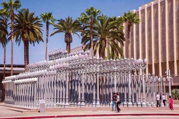Los Angeles County Museum of Art is worth viewing. -- Photo courtesy Los Angeles Tourism & Convention Board
