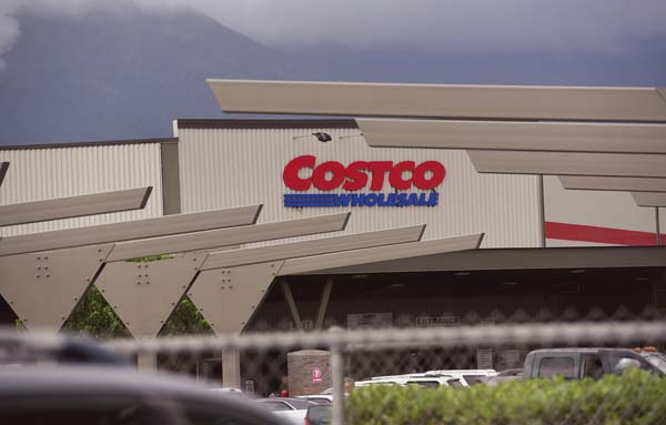 Construction Of Carport Style Support Structures Has Started For Solar  Panels In Costco Wholesaleu0027s Parking Lot In Kahului. The Project Aims To  Generate 670 ...