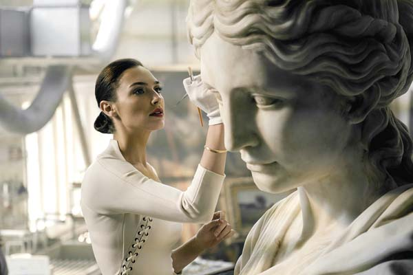 "Gal Gadot stars in ""Justice League."" Ratpac-Dune Entertainment photo via AP"