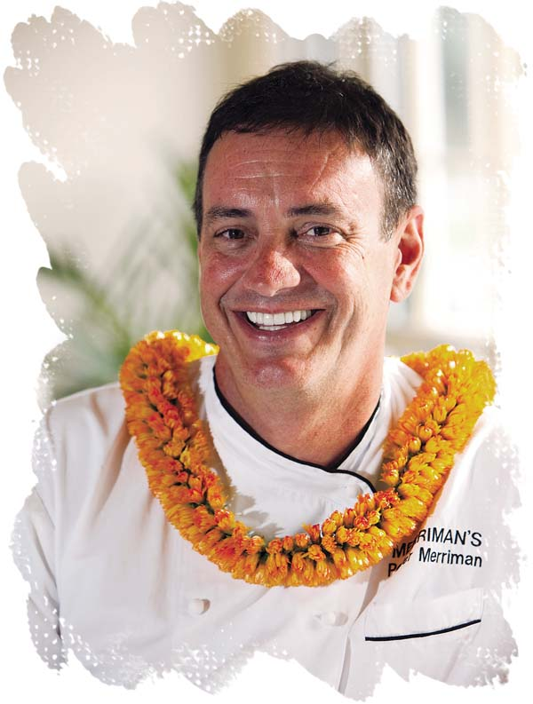 Chef, restaurateur and Hawaii Regional Cuisine champion Peter Merriman has an appetite for giving back. Charla Photography photo