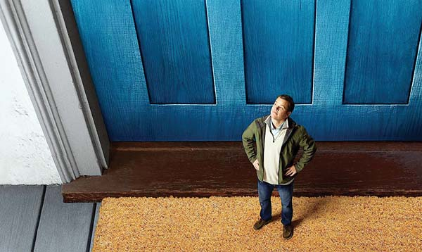 """Matt Damon gets small in Director Alexander Payne's """"Downsizing."""" Photo Paramount Pictures"""