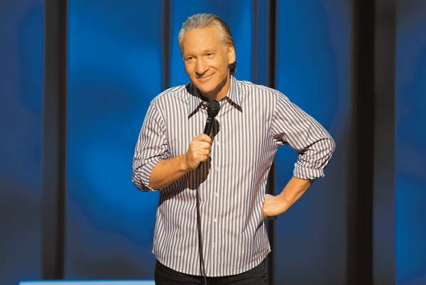 Bill Maher (shown) headlines the seventh annual New Year's Evening of Comedy in Castle Theater at the Maui Arts & Cultural Center in Kahului and will be joined by standup comedian Bob Saget (second photo) and Reggie Brown. Performance is at 7:30 p.m. Jan. 1. Tickets range from $79.50 to $99.50 (plus applicable fees). To purchase tickets visit the MACC box office, call 242-7469 or order online at www.mauiarts.org. This performance contains adult content and is not appropriate for children. Steve Jennings photo