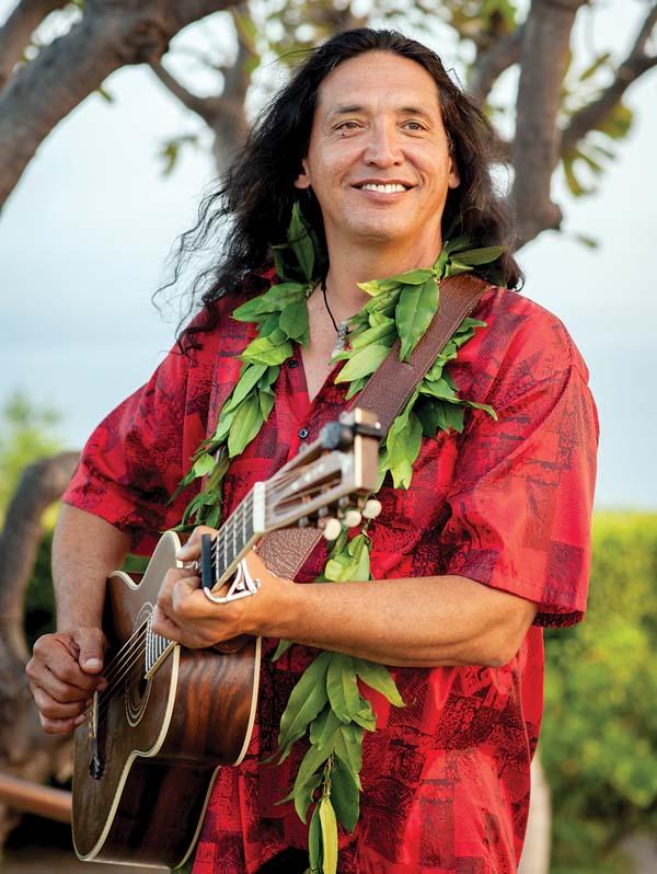 John Cruz – Free Concert Tonight, courtesy Lahaina Restoration Foundation.