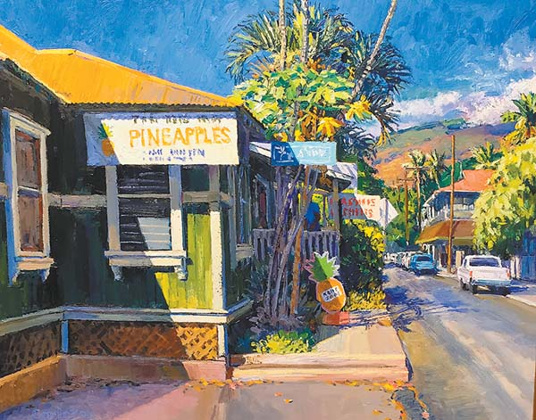 """Take Home Maui"" by Carleton -- Photo courtesy Village Galleries"