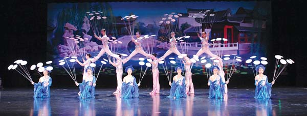 New Shanghai Circus; photo courtesy the MACC.