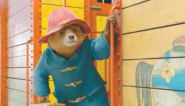 "Ben Whishaw voices Paddington Bear in ""Paddington 2."" Warner Bros. Pictures via AP"