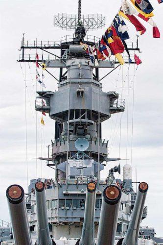 The USS Missouri will be jumping Saturday. -- Photo courtesy Anthology Group