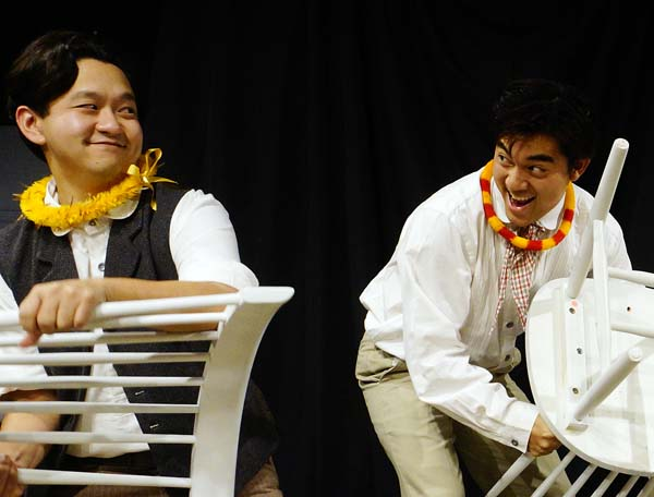 Kumu kahua theatre to perform wild birds news sports for Living room kumu kahua