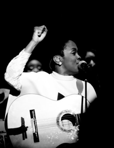 Lauryn Hill (above) performs at 6 p.m. Feb. 10 on the Maui Arts & Cultural Center's Events Lawn in Kahului, with Eli-Mac opening. Gates open at 5 p.m. Advance tickets are $59 general admission (plus applicable fees). Price increases $15 day of show. VIP packages are available for $650 and $236. For more information or to purchase tickets, visit the box office, call 242-7469, or go online at www.mauiarts.org. • Photo courtesy the artist