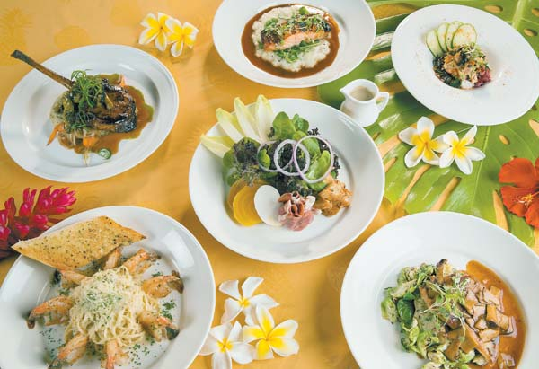 Ka'anapali Beach Hotel will present its annual all-you-can-eat Valentine's Day dinner buffet on Wednesday. Ka'anapali Beach Hotel photo