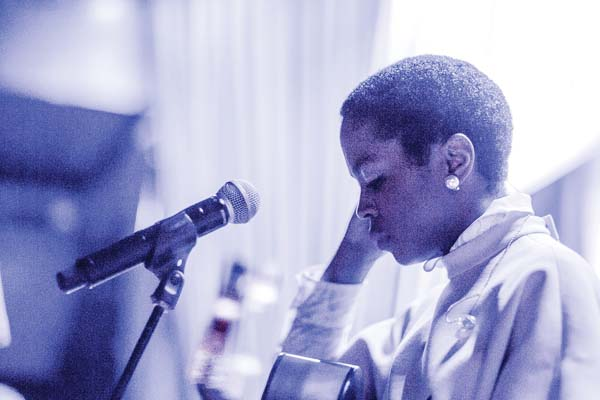 Multi-Grammy-winner Lauryn Hill, photo courtesy the artist.