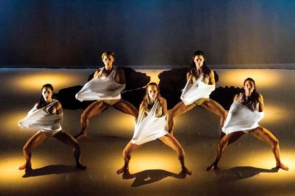 Okareka Dance Company