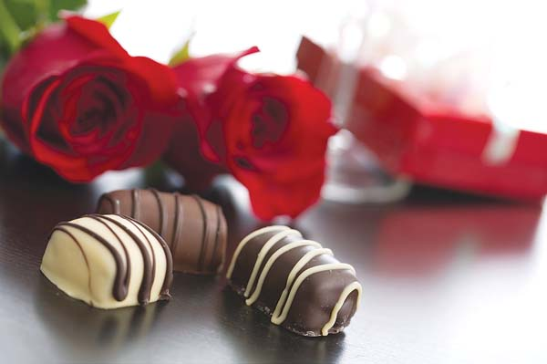 Chocolate has been considered a special gift for centuries. It became linked to Valentine's Day in the 1800s.