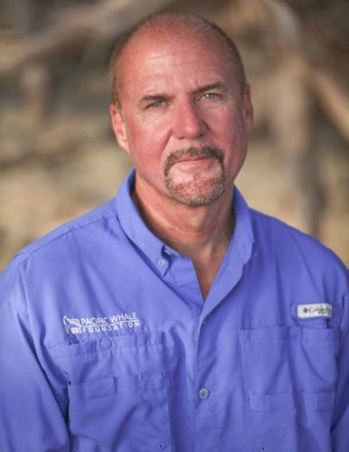 GREG KAUFMAN – Pacific Whale Foundation founder