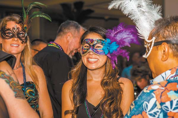 More than 300 revelers attended last year's gala. ADIWOOD photos
