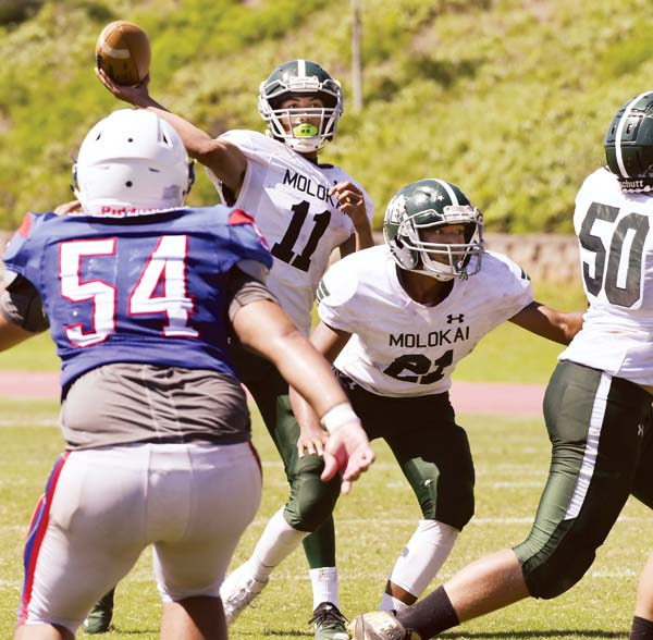 The Biggest Non Local Football Rivalries Including: The Maui News 2018 MIL 8-Player Football All-Stars