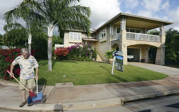 median price for maui single family homes averaged above 700k in 2018