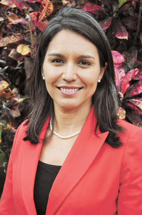 tulsi gabbard formally launches campaign for president