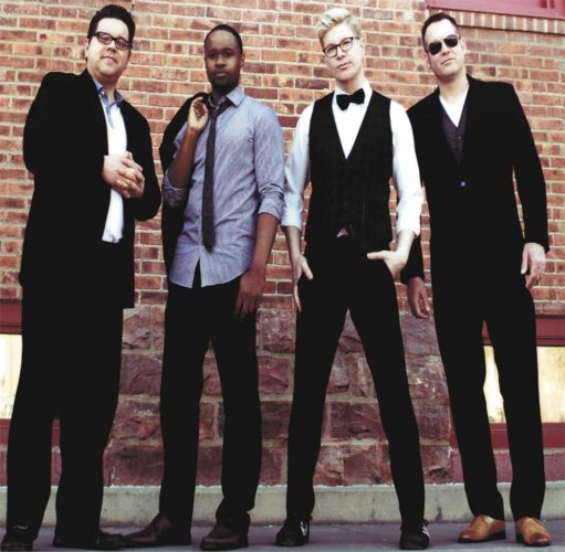 Tonic Sol Fa is an a cappella group from the Minneapolis-St. Paul region. With a largely pop-music-oriented repertoire their CDs have sold over 1,000,000 copies. Group members include Greg Bannwarth, Mark McGowan, Jared Dove and Shaun Johnson.