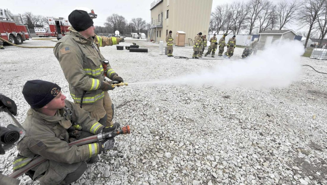 messenger photo by hans madsenas fort dodge firefighter eric conell. Cars Review. Best American Auto & Cars Review