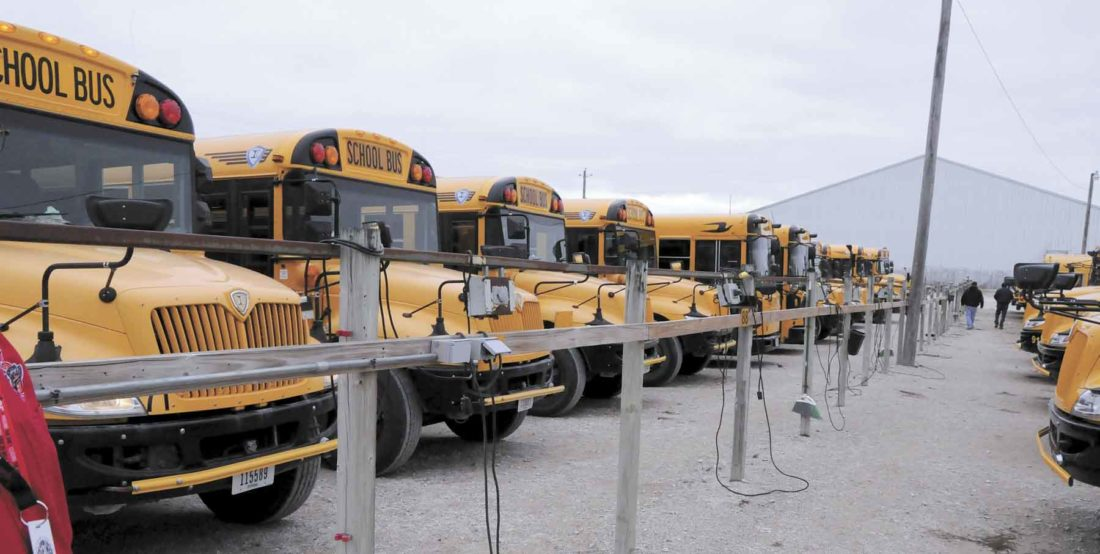 thompsonschool buses shown here at the fort dodge community school. Cars Review. Best American Auto & Cars Review