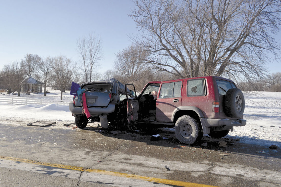 Woman Killed In Car Accident On Highway